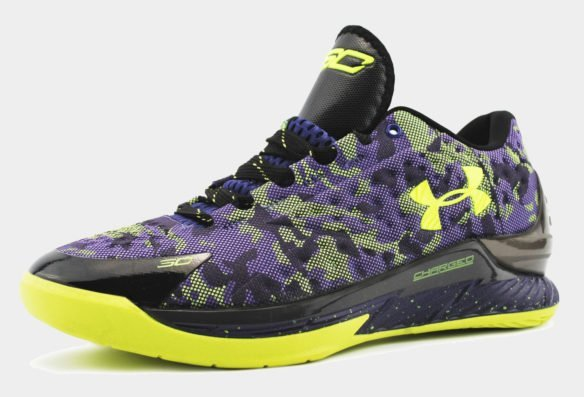 Under Armour Curry One камуфляжные